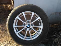 Продам комплект зимних колес на BMW