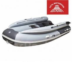 Лодка ПВХ надувная моторная Абакан-380 JET