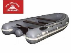 Лодка ПВХ надувная моторная Абакан-430 JET Light