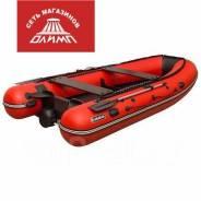 Лодка ПВХ надувная моторная Абакан-380 JET Light
