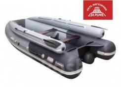 Лодка ПВХ надувная моторная Абакан-430 JET