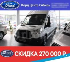 Ford Transit, 2018