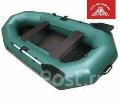Лодка ПВХ надувная гребная Corso L265K