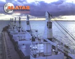 Диагностика и ремонт судовых, палубных, портовых кранов и лебедок.