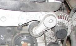 Натяжитель ремня. Audi Q7, 4LB Porsche Cayenne Volkswagen Touareg, 7L6, 7L7, 7LA, 7P5, 7P6 Volkswagen Phaeton, 3D1, 3D3, 3D4, 3D6, 3D7, 3D9 BHK, AZZ...