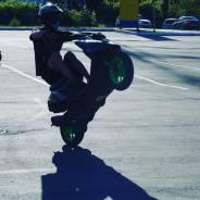 Yamaha Jog Artistic Sport Edition
