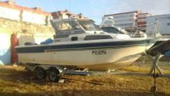 Лодка Yamaha FR 23