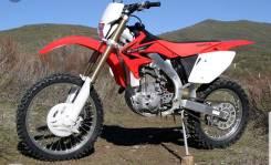 Honda CRF 450X, 2005