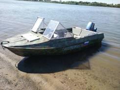 Продам комплект Крым-М + Selva 30 + прицеп