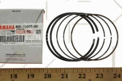Кольца поршневые ремонтные (+1,00mm) 74mm 4GY-11607-00 Yamaha TTR250