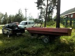 Продается моторная лодка Обь М