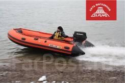 Лодка надувная моторная Solar 420 JET тоннель. Гарантия лучшей цены!