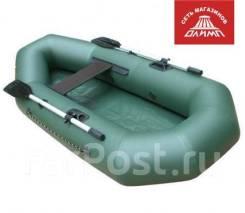 Лодка ПВХ надувная гребная Corso L220K