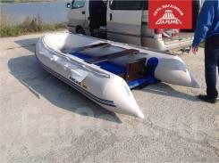 Лодка надувная моторная Solar 380 JET тоннель. Гарантия лучшей цены!