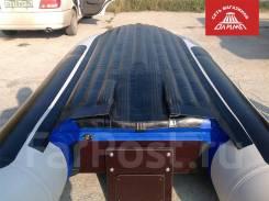 Лодка ПВХ надувная моторная Solar 380 JET тоннель