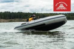 Лодка ПВХ надувная моторная Solar Максима 380. Гарантия лучшей цены!