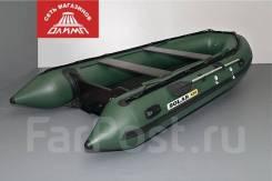 Лодка ПВХ надувная моторная Solar 420 JET тоннель