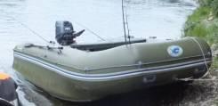 Продам лодку ротан 420 с мотором
