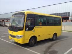Zhong Tong LCK6605DK-1. Автобус Zhong Tong, 17 мест, С маршрутом, работой