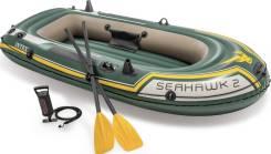 Новая Надувная лодка Intex Seanawk 2