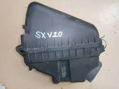 Корпус воздушного фильтра. Toyota Camry Gracia, SXV20, SXV25, SXV20W, SXV25W Toyota Mark II Wagon Qualis, SXV20, SXV25, SXV20W, SXV25W Toyota Camry, S...