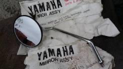 Зеркало Новое левое Yamaha с резьбой на 10 пр-ва Япония