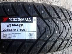 Yokohama Ice Guard IG65. зимние, шипованные, 2019 год, новый