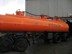 Нефаз 9693. ППЦ-цистерна Нефаз-9693-10