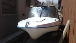 Продам лодку Обь-М с мотором Сузуки-30