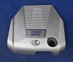 Крышка двигателя. Lexus GS450h, GWS191 2GRFSE