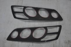 Накладка на фару. Mitsubishi Lancer Evolution 4G63T