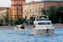Аренда яхт и катеров в Москве