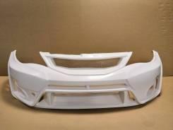 Передний бампер Varis Ultimate Subaru Impreza WRX STI (GRB 2008-2011)