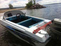 Лодка сузуки с мотором сузуки 40