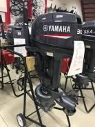 Лодочный мотор Yamaha 30 HMHS редуктор + водомет