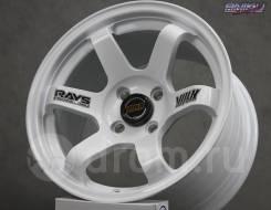 "RAYS VOLK RACING TE37 SL. 8.0x15"", 4x100.00, ET20, ЦО 73,1мм. Под заказ"