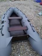 Лодка под мотор