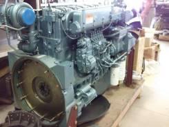 Ремонт двигателя WD615