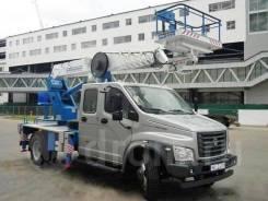 Випо-22. Автогидроподъемник ВИПО-22-01 на шасси ГАЗ-С42R33 NEXT (4х2) кабина 7м, 22,00м.