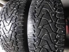 Pirelli Ice Zero. зимние, шипованные, 2014 год, б/у, износ 10%