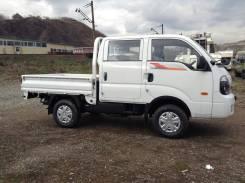 Kia Bongo. KIA Bongo 3 Dooble Cab (6 мест) 4WD, 2 699куб. см., 1 000кг., 4x4. Под заказ