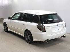 Subaru Legacy BP5 рестайл в разбор