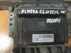 Привязка блока ECM Nissan Almera Classic B10