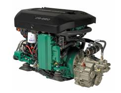 Двигатель volvo penta d3