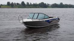 Лодка алюминиевая Berkut S-Jacket