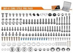 Комплект крепежа пластика Accel KTM