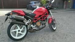 Ducati Monster, 2008