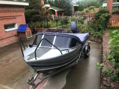 Продам лодку Quintrex 455 Coast Runner