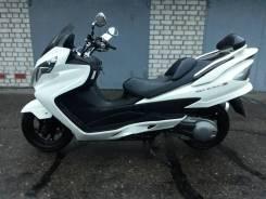 Suzuki skywave250, 2009