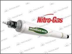 Амортизатор задний Nissan Terrano, Navara 21,22, Mitsubishi L200 08/20
